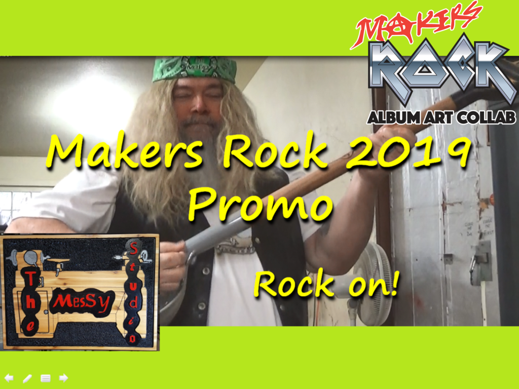 Makers Rock Promo… James Gang – Straight Shooter