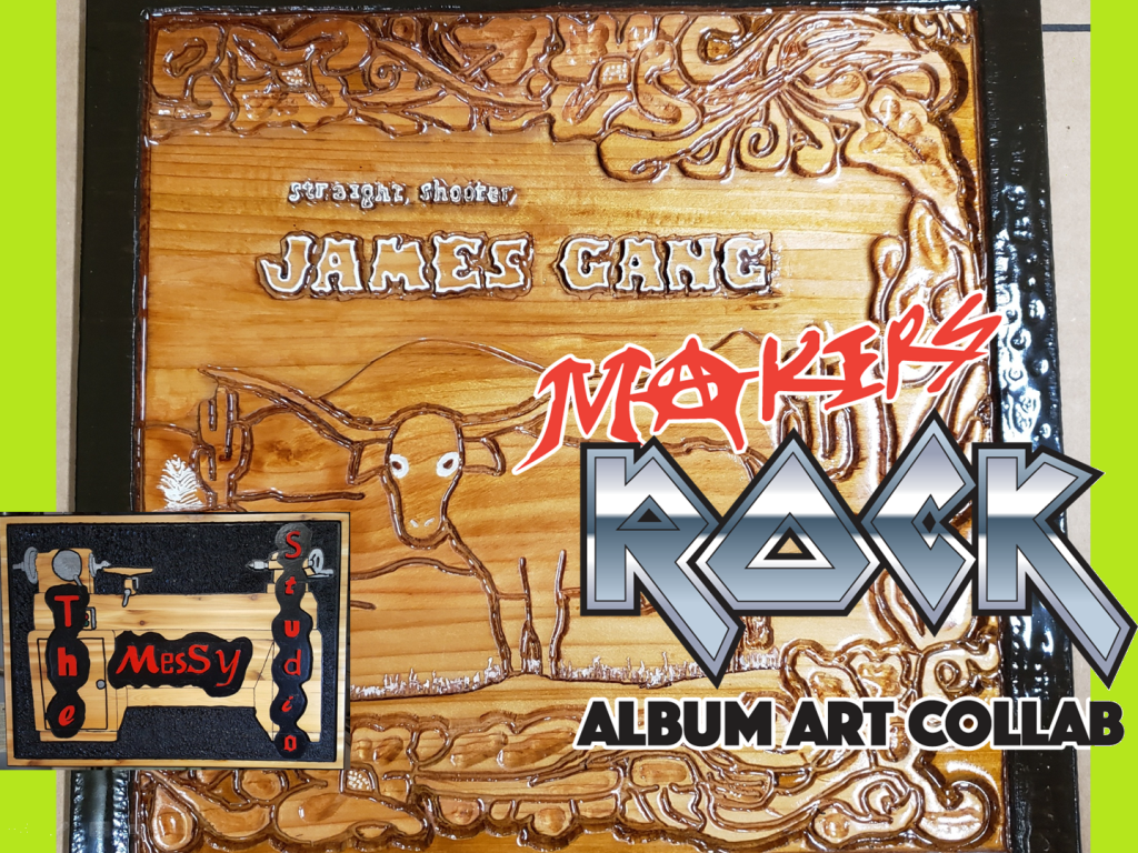 Makers Rock 2019… James Gang – Straight Shooter