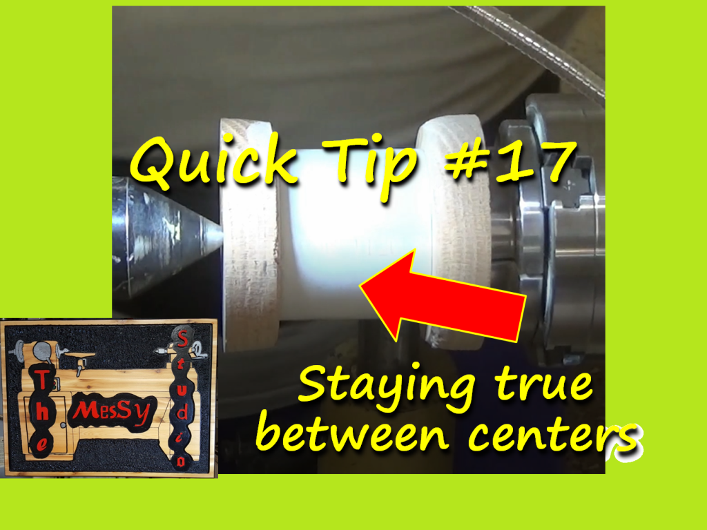 Quick Tip #17 – Staying true between centers