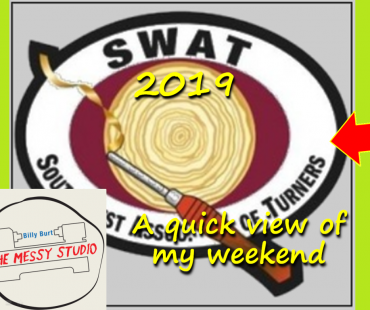 SWAT 2019 – A quick view of my weekend