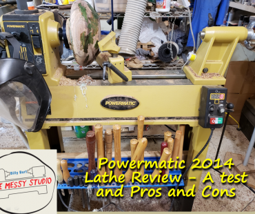Powermatic 2014 Lathe Review – A test and Pros and Cons