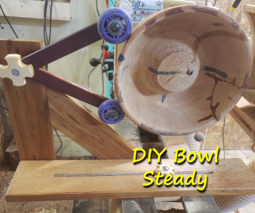 D I Y Bowl Steady Rest