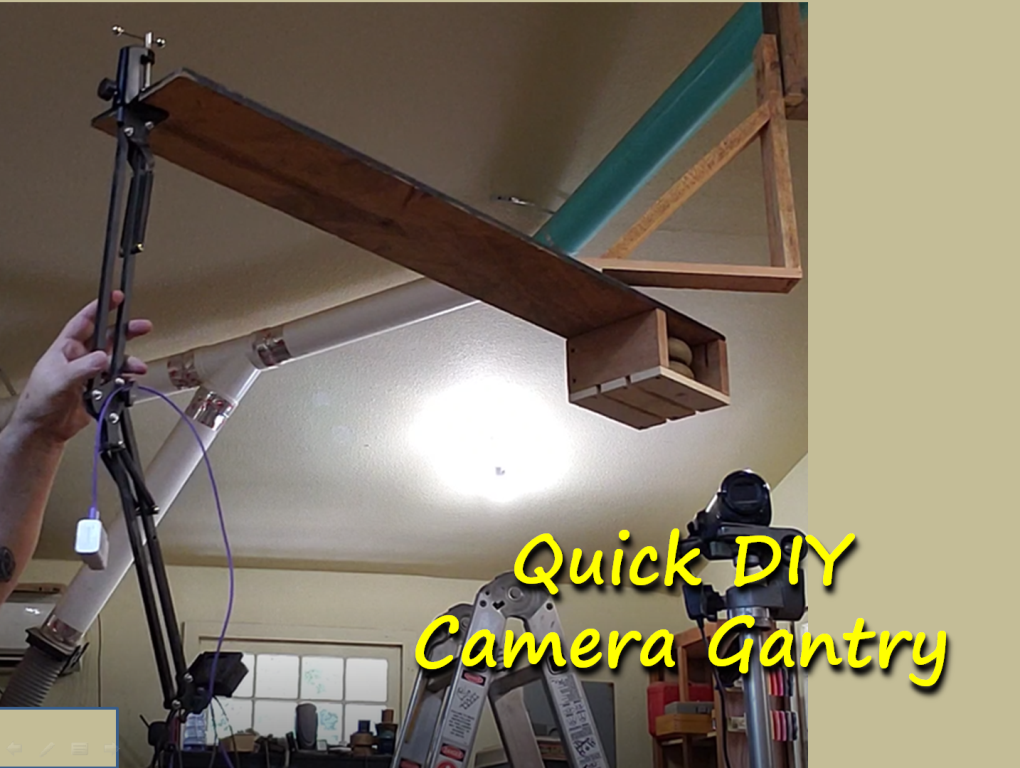 Quick DIY Camera Gantry