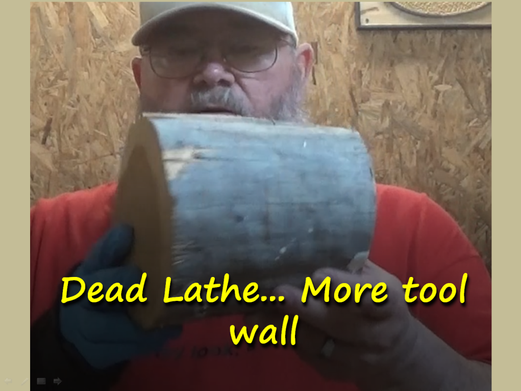 Dead Lathe… More tool wall