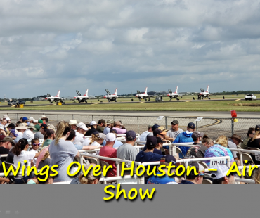 Wings Over Houston – Air Show